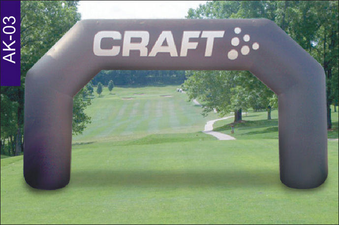 Craft Inflatable Arch