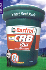 Castrol Can, click here to see large picture.